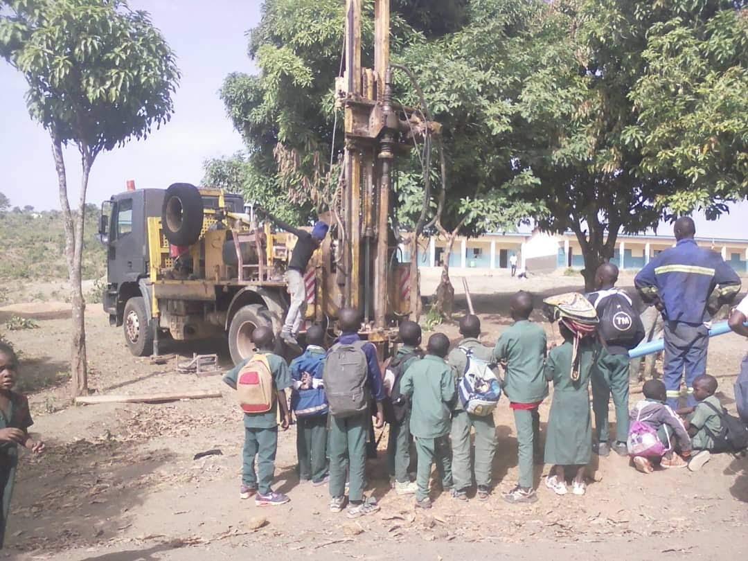 Progetto Goccia – La costruzione di un pozzo